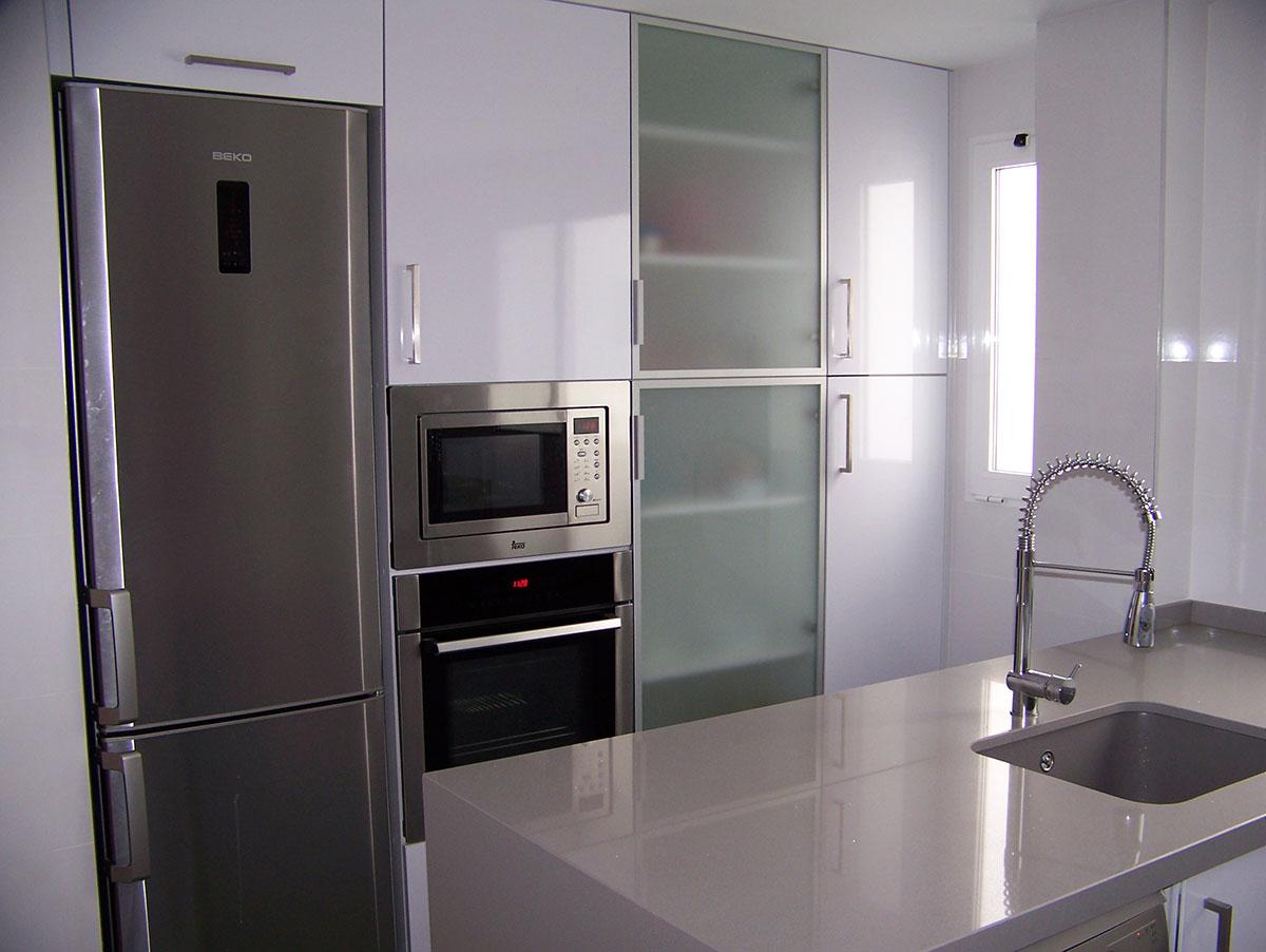 Servicio reforma integral cocina - Reformas de cocinas en valencia ...