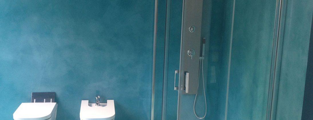 Ejemplo Baño de Microcemento realizado en Alaquas