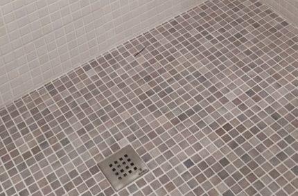 Cambio de plato de ducha.Ana