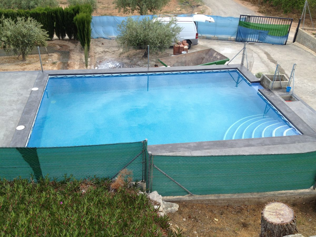 Construcci n piscina for Piscina construccion