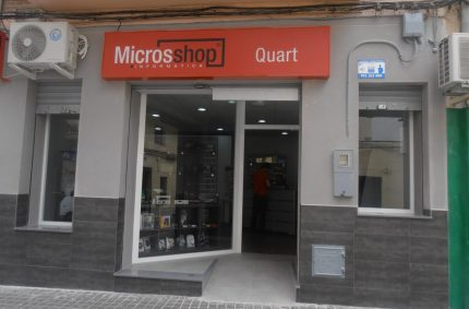Tienda de ordenadores