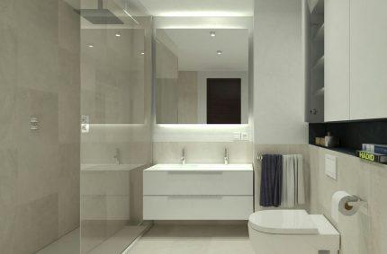Baño diseño de Victoria